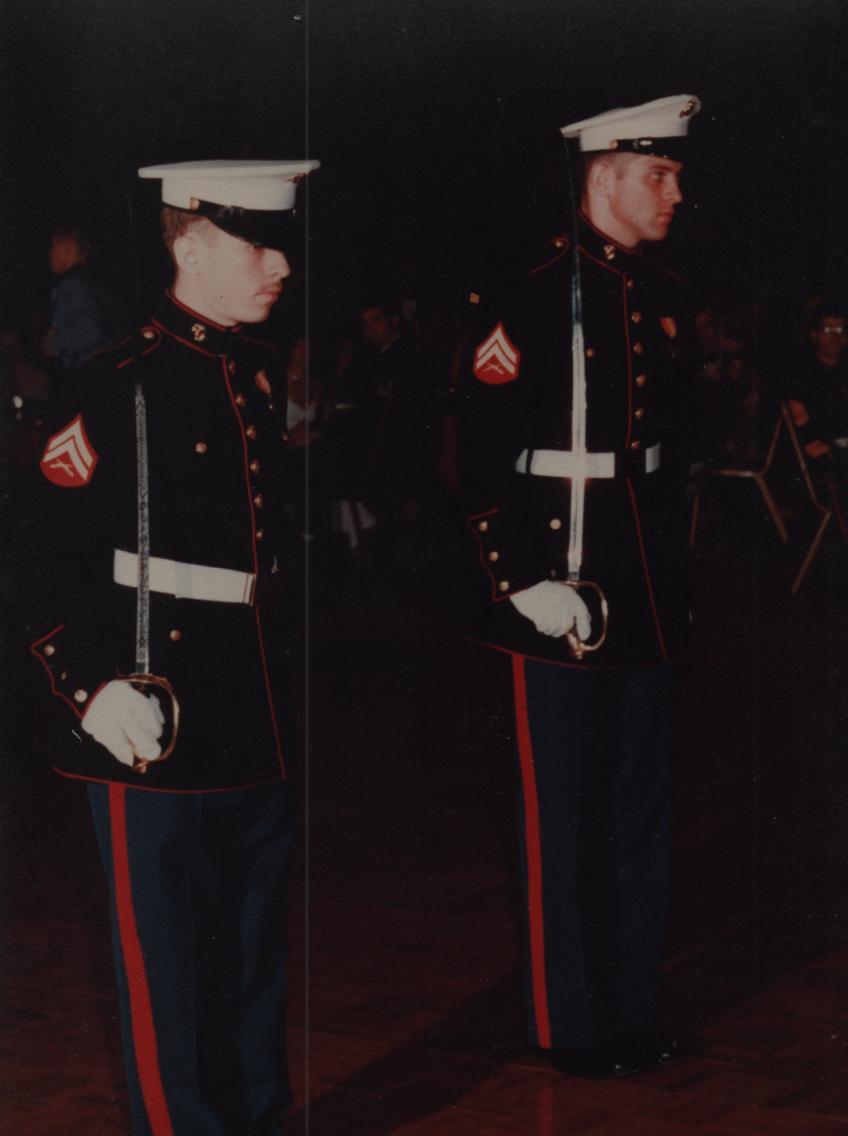 Greg Bravo USMC